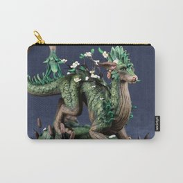 The Spring Tree Dragon Carry-All Pouch