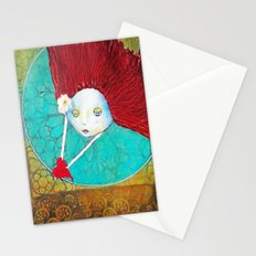 Angel With Heart Stationery Cards