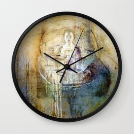 Mind Off Wall Clock