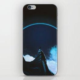Full dark iPhone Skin