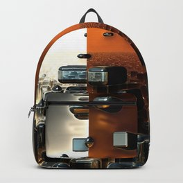 The Fractals of the Future 3D Modeling Backpack