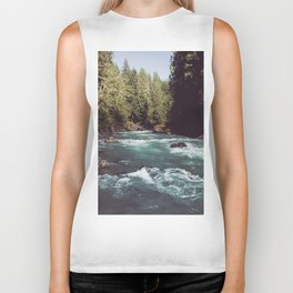 Pacific Northwest Wilderness Biker Tank