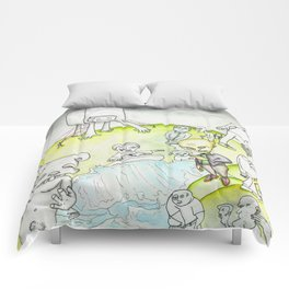 Land and Sea Comforters