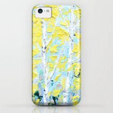 New England Paper Birch Slim Case iPhone 5c