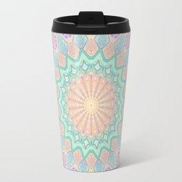 Crystal Magic - Mandala Art Travel Mug