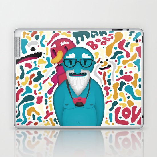 Moobies Laptop & iPad Skin