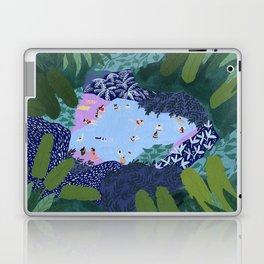 Oasis Laptop & iPad Skin