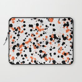 Because of the rain Laptop Sleeve