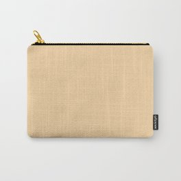 Sunset Orange Carry-All Pouch