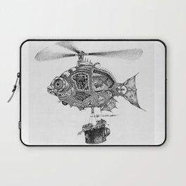 Weebits Flying Fish Excursion Laptop Sleeve