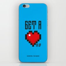 PAUSE – Get a Life iPhone & iPod Skin