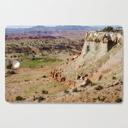 Painted Desert Valley Cutting Board