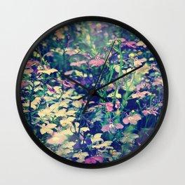 Purple lovers .. Wall Clock