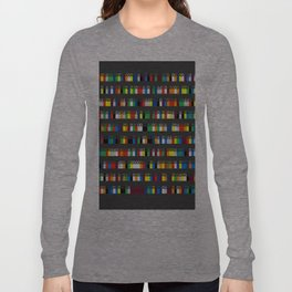 Color by Number: Pi Long Sleeve T-shirt