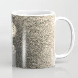 """Odilon Redon """"N'y a-t-il pas un monde invisible"""" Coffee Mug"""