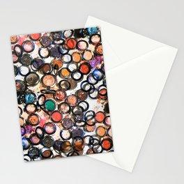 Eyeshadows Stationery Cards
