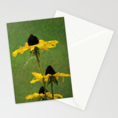 Brown Eyed Susans Stationery Cards