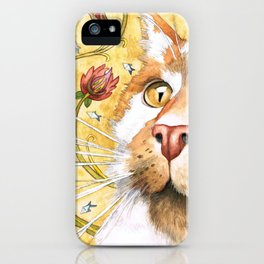 The Immortal Furball iPhone Case
