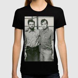 Allen Ginsberg and Jack Kerouac T-shirt
