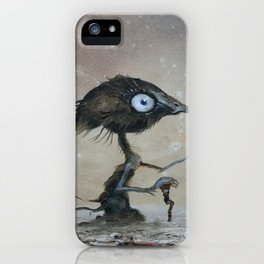 Sky watchers iPhone Case