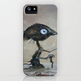 Sky watchers iPhone Case
