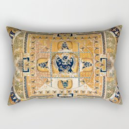 Buddhist Mandala Vajrabhairava 1 Rectangular Pillow