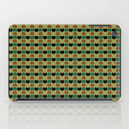 Hob Nob Camo iPad Case