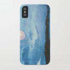 Sea the Moon Slim Case iPhone X