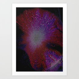 Brainiac Art Print