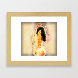 Bootylicious - Artwork I Framed Art Print