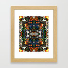 BBQSHOES™: 87 Shirt Dream 1 Framed Art Print