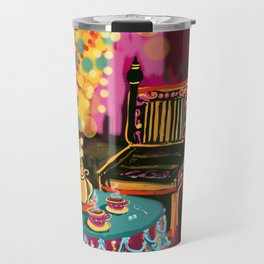Tea With Gypsies Travel Mug