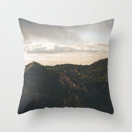 Runyon Canyon Throw Pillow