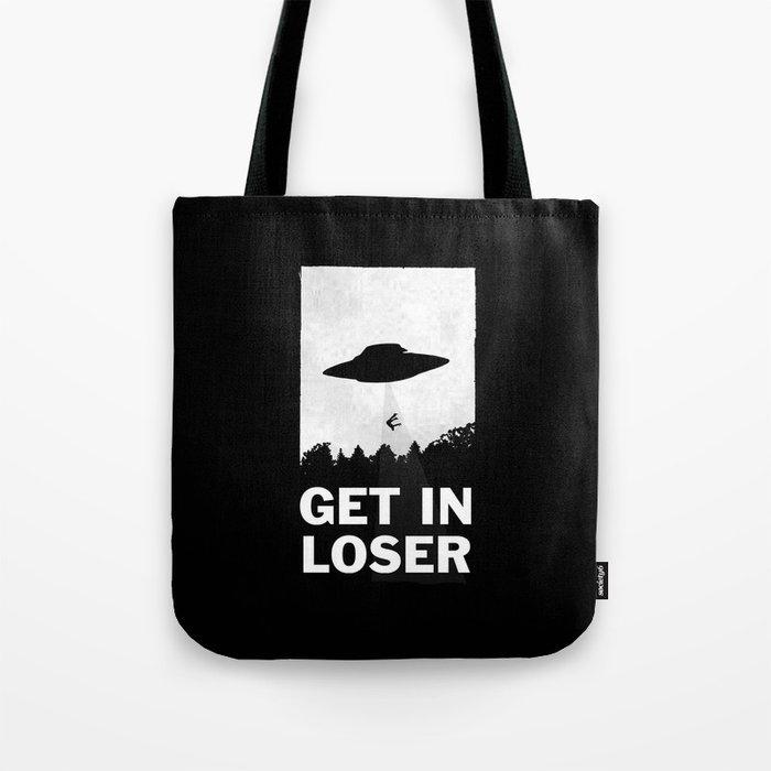 Get In Loser Umhängetasche