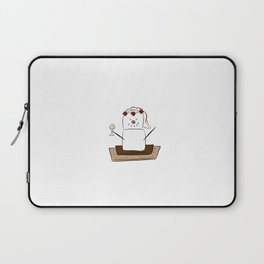 S'mores Bride Laptop Sleeve