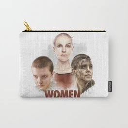 WOMEN // The Real Warriors Carry-All Pouch
