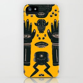Raise yr Hands iPhone Case