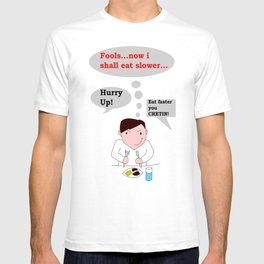 Slow Eating Elf T-shirt