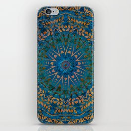 Ornament Pattern Mandala iPhone Skin