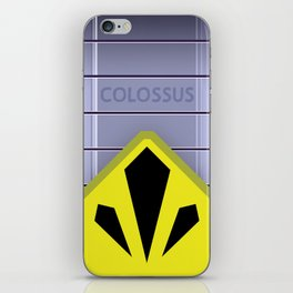 Colossal! iPhone Skin
