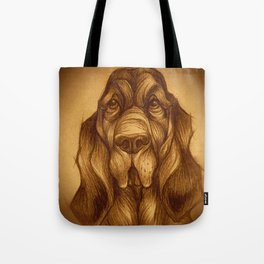 St Hubert Tote Bag