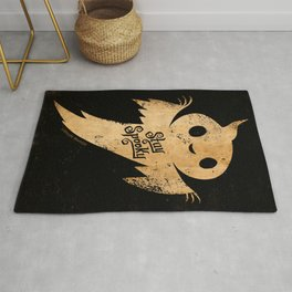 Stay Spooky Rug