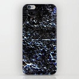 Dark Rough Place iPhone Skin
