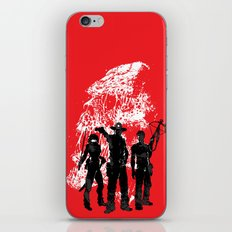 Waiting For The Dead iPhone & iPod Skin