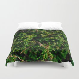 Coniferous Duvet Cover