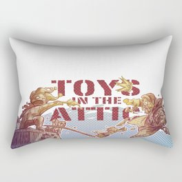 Toys In The Attic Rectangular Pillow