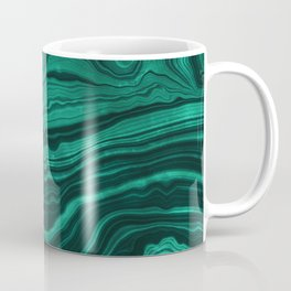 Malachite Texture 01 Coffee Mug