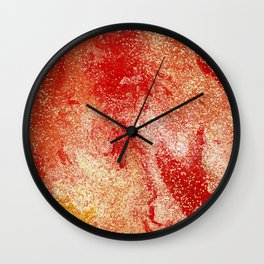 Sparkles and Shine Wall Clock