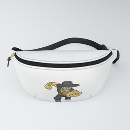 Hebrew School design Jewish Purim Sunday School Fanny Pack