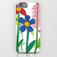 Birthday Flowers iPhone 6s Slim Case